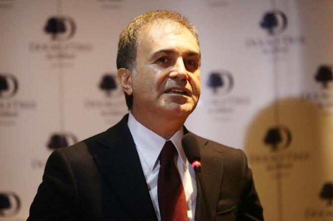 AK Parti Sözcüsü Ömer Çelik'ten, Yunanistan Cumhurbaşkanı'na tepki