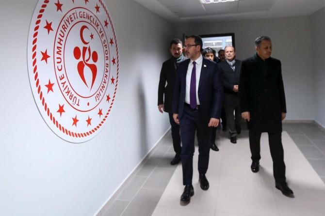 Elâzığ'da, KYK yurtlarında kalan öğrencilerden şubat ayında ücret alınmayacak