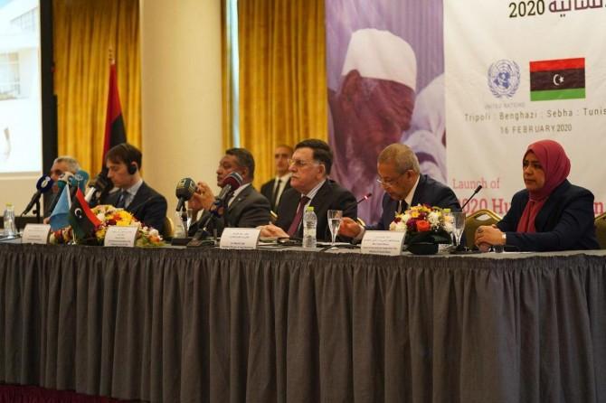 Libya krizine çözüm amacıyla askeri komite toplantısının ikinci turu Cenevre'de yapılıyor