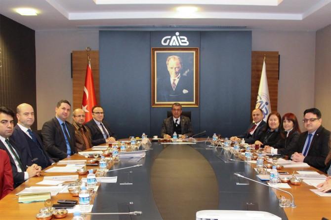GAİB Başkanı Kileci: Tekstil sektörü ülkemiz için büyük önem taşıyor
