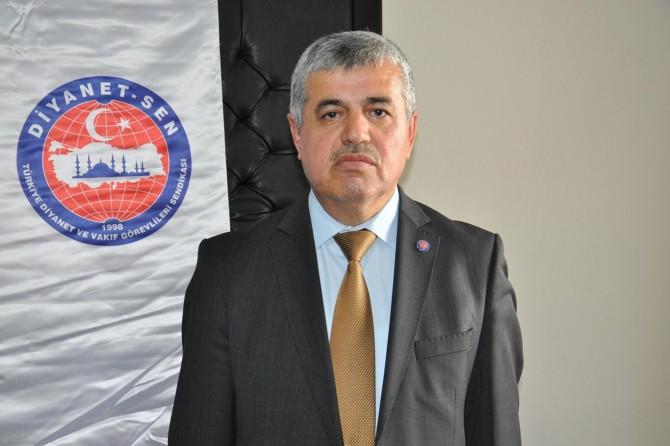 Diyanet-Sen Batman Şube Başkanı Cihan: İstanbul Sözleşmesi acilen feshedilmelidir