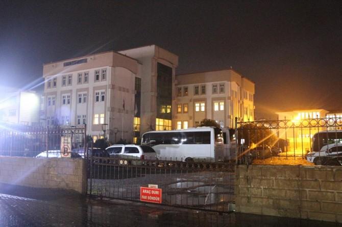 Silopi Adliye Sarayına bomba yerleştirdiği belirtilen zanlılar tutuklandı