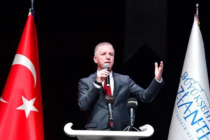 """Gaziantep Valisi Davut Gül: """"Dershanelerin boşluğunu doldurmak gerekiyor"""""""