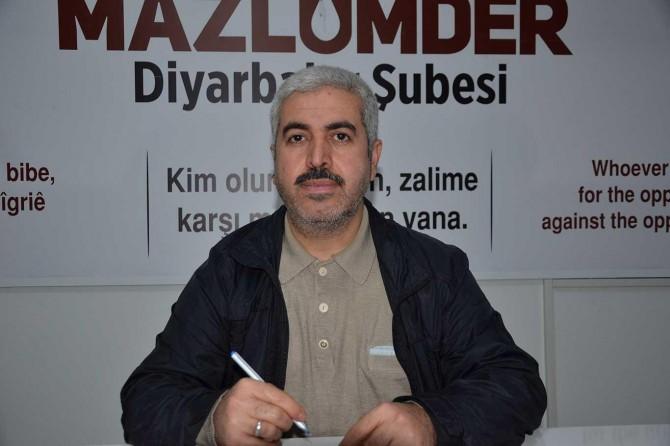 """MAZLUM-DER Genel Başkan Yardımcısı Yıldırım: """"Gezi Olayları masum bir eylem değildi"""""""