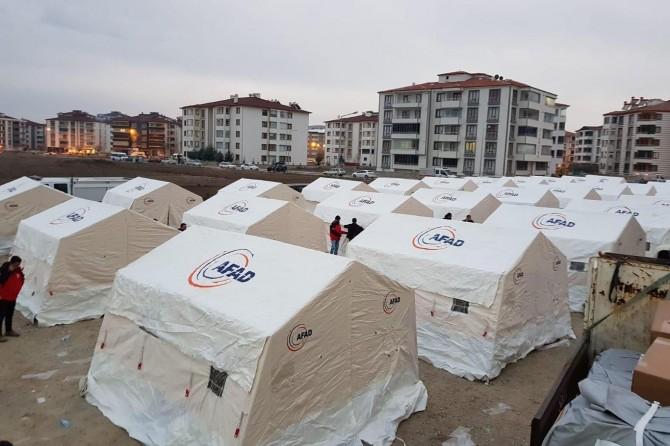 İçişleri Bakanlığından Elazığ depremi sonrası yapılan yardımlarına ilişkin açıklama