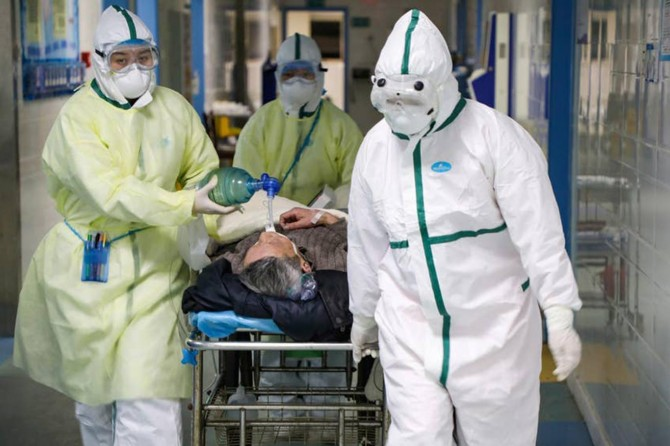 Li Çînê hejmara kesên ku ji ber coronavîrusê mirin derket 2 hezar û 126 kesan