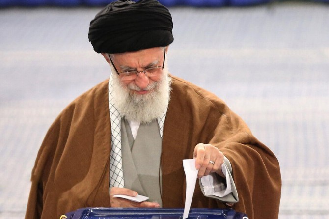 Elections guarantee national interests, Khamenei says