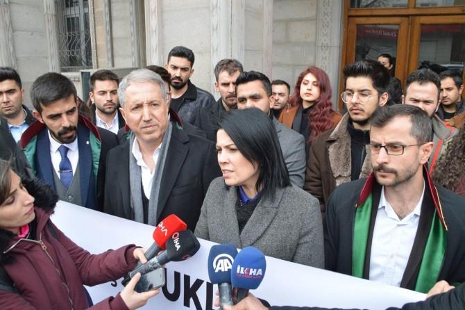 """UCİM Genel Başkanı Özkan: """"Leyla'yı örgütlü bir şekilde aç bıraktılar"""""""
