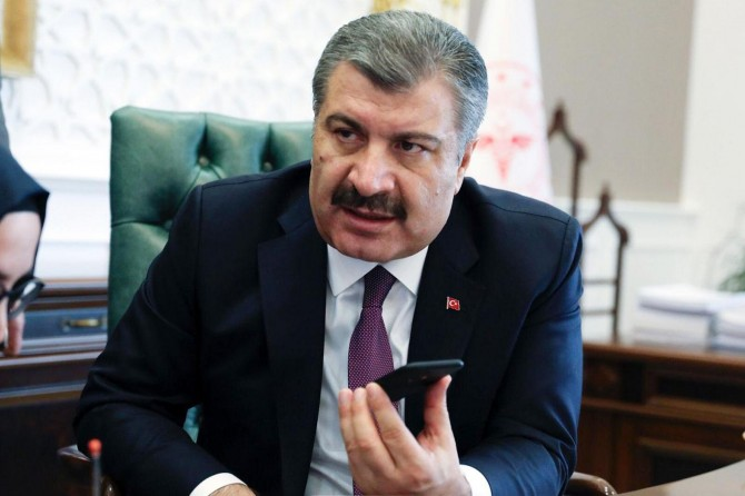 """Sağlık Bakanı Koca'dan İran'a """"coronavirüz için tedbir"""" telefonu"""