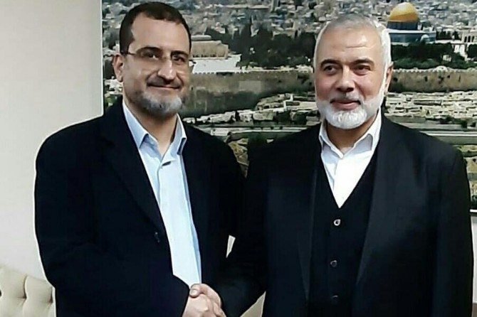 Alîkarê Serokê Giştî yê ÎTTÎHADUL ULEMAyê bi Serokê Hamasê re hevdîtin kir