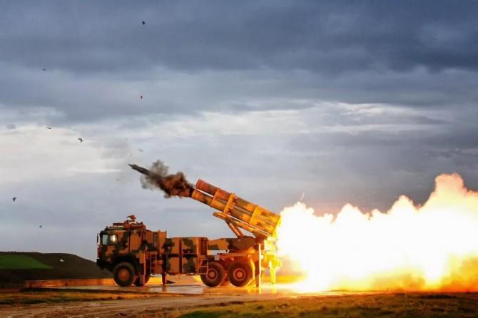 MSB: 21 rejim hedefi tahrip edildi