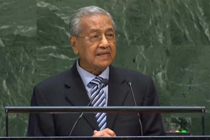 Malezya Başkanı Mahathir Muhammed istifa etti