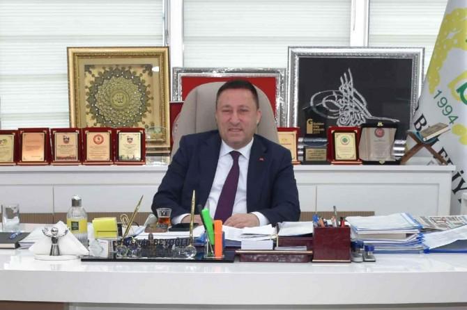 Bağlar Belediyesi, üç aylar ve Regaip Kandili dolayısıyla mesaj yayınladı