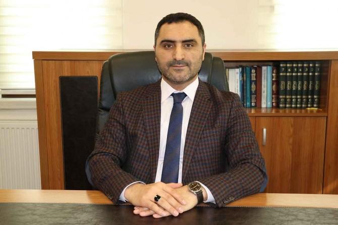 """Gaziantep İl Müftü Vekili Yıldırım: """"Üç aylar Müslümanlar için bir fırsattır"""""""