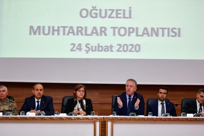 """Gaziantep Valisi Gül: """"Türkiye kendi sınır güvenliğini korumak için Suriye'de"""""""