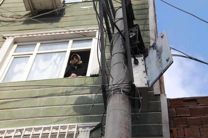Diyarbakır'da elektrik panosundan kaynaklanan alevler faciaya neden oluyordu