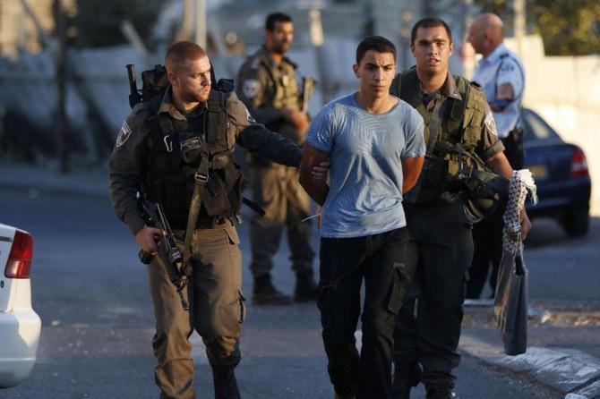 Kudüs ve çevresinde 20 Filistinli Müslüman alıkonuldu