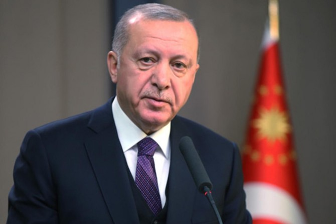 """Cumhurbaşkanı Erdoğan: """"Rusya heyeti İdlib görüşmeleri için yarın Türkiye'ye gelecek"""""""