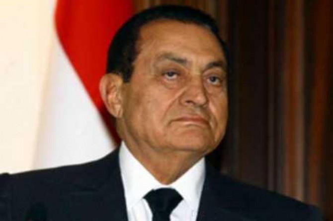 Mısır eski Cumhurbaşkanı Hüsnü Mübarek öldü