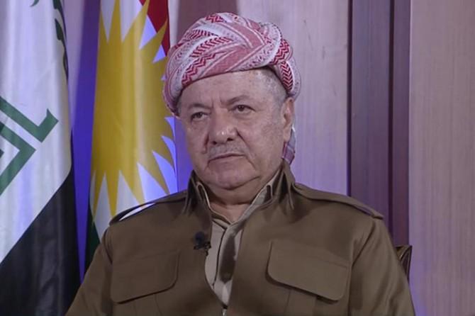 Barzani: ABD, Irak'tan çekilirse DAİŞ güçlenerek döner
