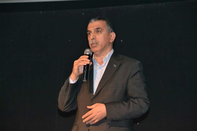 """Viranşehir'de """"Neslin Muhafazası"""" semineri düzenlendi"""