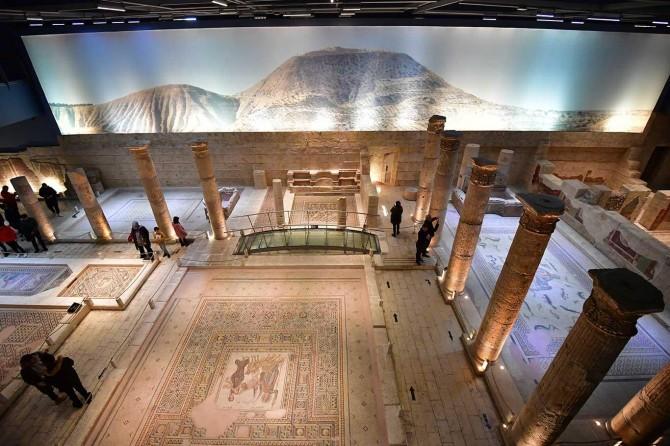 Gaziantep'teki müzeleri binlerce kişi ziyaret etti