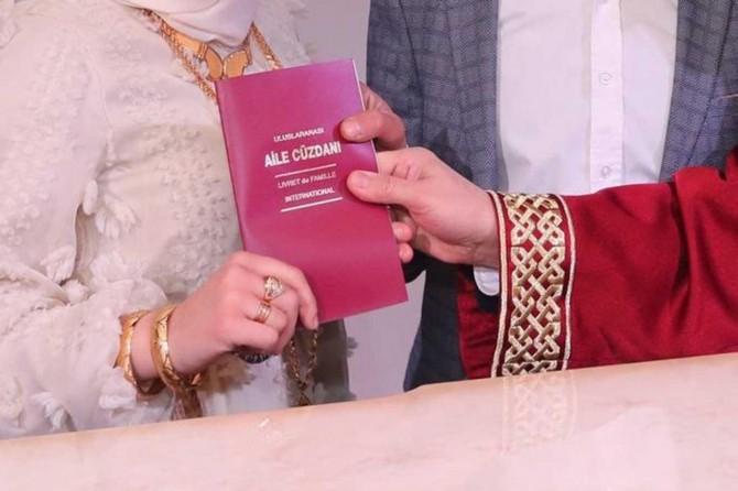 Evlenmeler azalmaya boşanmalar artmaya devam ediyor