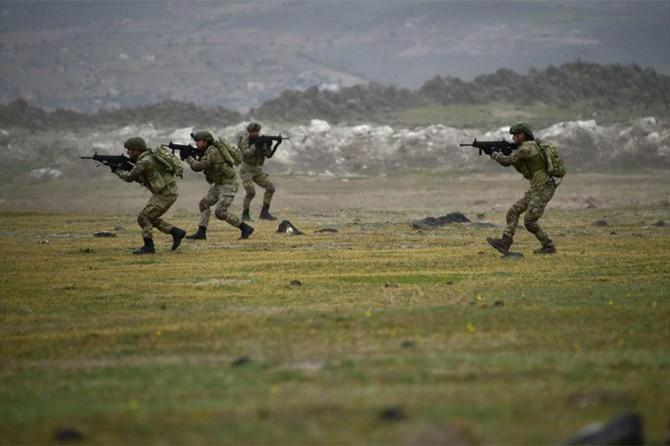 MSB: 7 PKK/YPG'li etkisiz hale getirildi