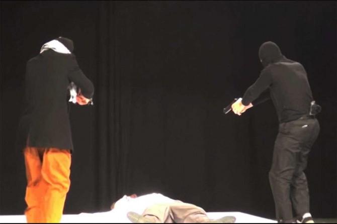 Şehid Hasan Şahin'in hayatı Antalya'da sahnelendi