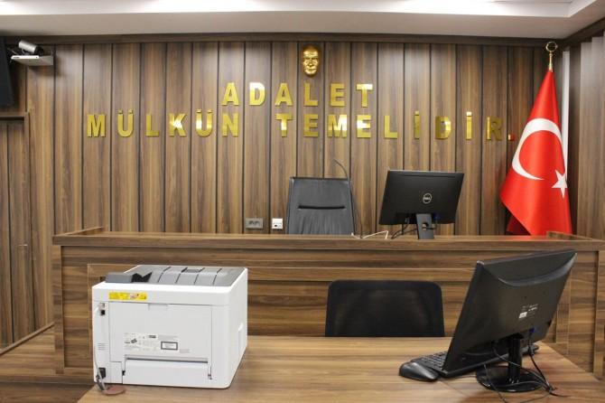 Havalimanlarına nöbetçi mahkemeler kurulmaya başlandı