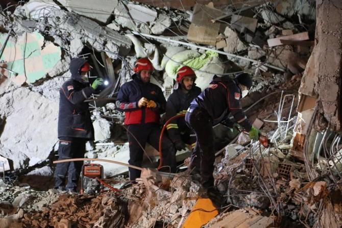 Türkiye Hazır Beton Birliği 'Elazığ Depremi İnceleme Raporu'nu açıkladı