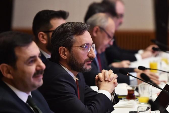 Kamu Diplomasisi Koordinasyon Kurulu ilk toplantısını gerçekleştirdi