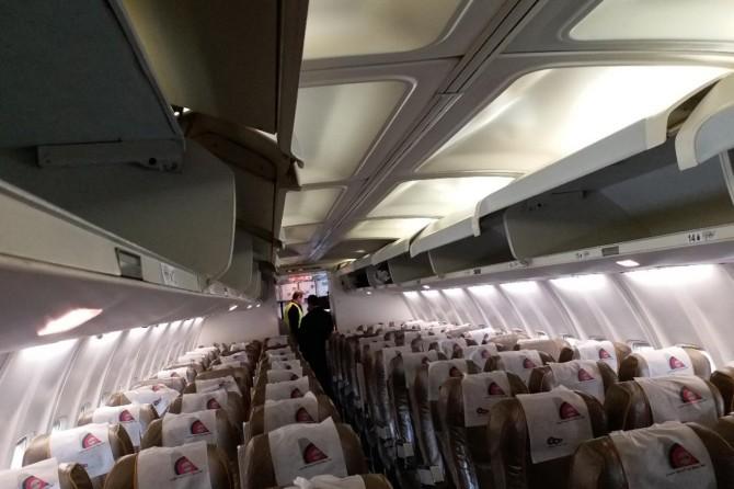 Türkiye kargo uçakları dahil İran ile tüm sivil uçuşları durdurdu