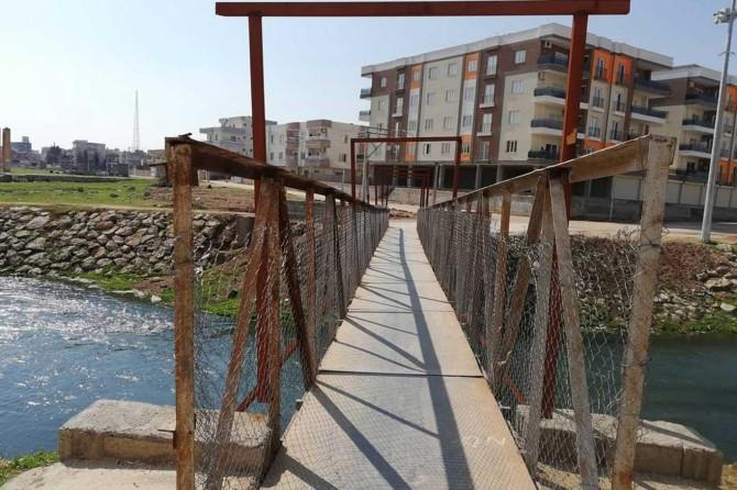HÜDA PAR Nusaybin İlçe Başkanı Talayhan: Çağ Çağ deresi üzerindeki köprüler yapılmalı