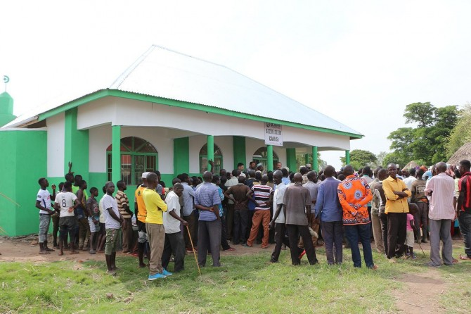 Two mosques inaugurated in Uganda, the poorest country of Africa