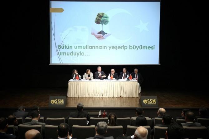 """Gaziantep'te """"Yeşil Şehirler, Huzurlu Nesiller"""" temalı fidan dikme kampanyası başlatıldı"""