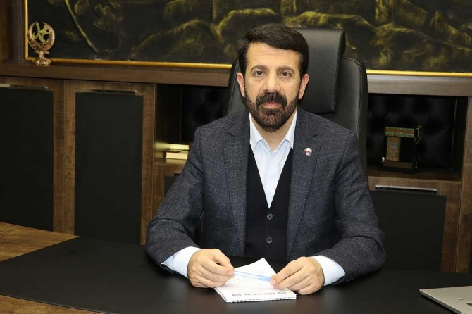 """Memur-Sen Gaziantep Şube Başkanı Ahmet Gök: """"28 Şubat mağduriyetleri sonlandırılmalıdır"""""""