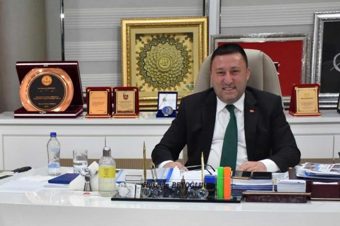 """Beyoğlu: """"Erbakan Hoca hakikati savunan duruşu ile örnek oldu"""""""