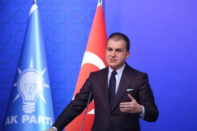 AK Parti Sözcüsü Ömer Çelik: Rejim artık Türkiye için düşman unsurdur