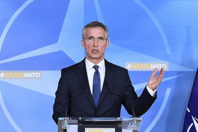 NATO Genel Sekreteri Jens Stoltenberg, İdlib'deki saldırıları kınadı