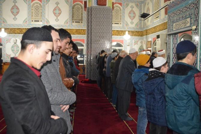 Ağrı'da 'Sabah Namazı Buluşması' programı düzenlendi