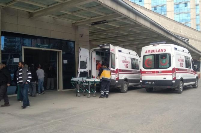 Siirt'te silahlı kavga: Biri ağır 2 yaralı