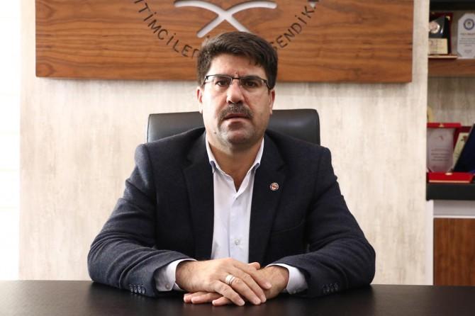 """MEMUR-SEN Şanlıurfa İl Başkanı Coşkun: """"28 Şubat darbesini unutmayacağız"""""""