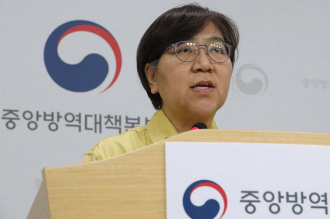 594 additional coronavirus cases confirmed In South Korea
