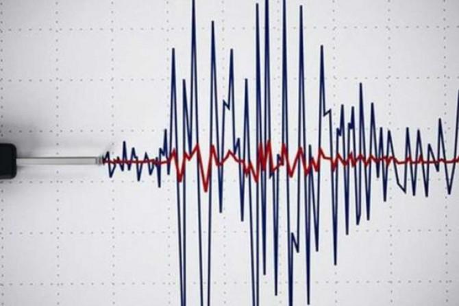Halfeti'de 3.5 büyüklüğünde deprem
