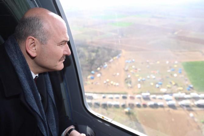 Bakan Soylu: Bin özel harekât polisini Meriç sınırına getiriyoruz