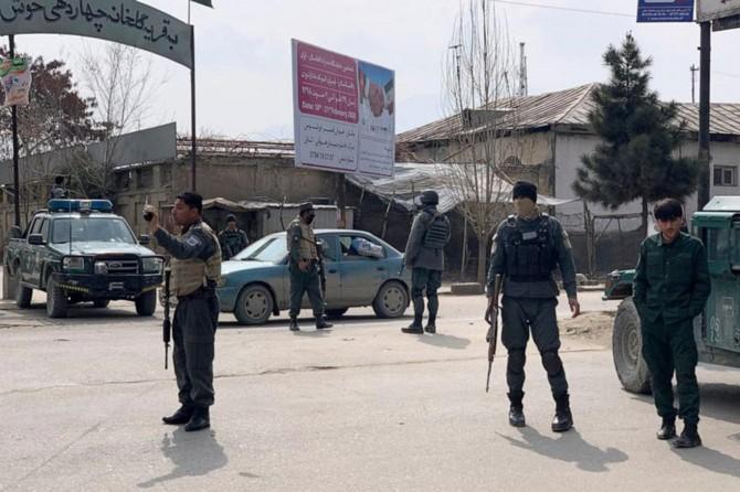 Afganistan'da merasime silahlı ve bombalı saldırı: 27 ölü