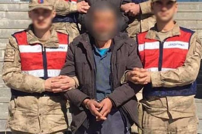 Aranan şahıs bomba yüklü araçla Dicle'de yakalandı