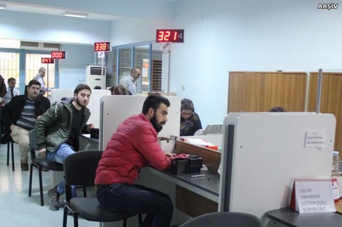 Diyarbakır Sur İlçe Nüfus Müdürlüğü hafta sonu açık olacak