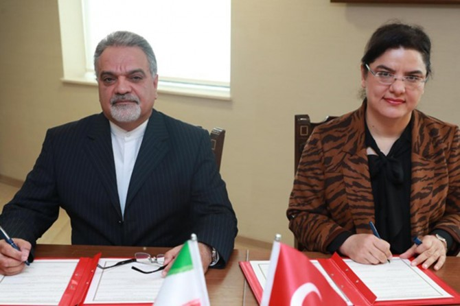 Turkey sends anti-coronavirus donations to Iran